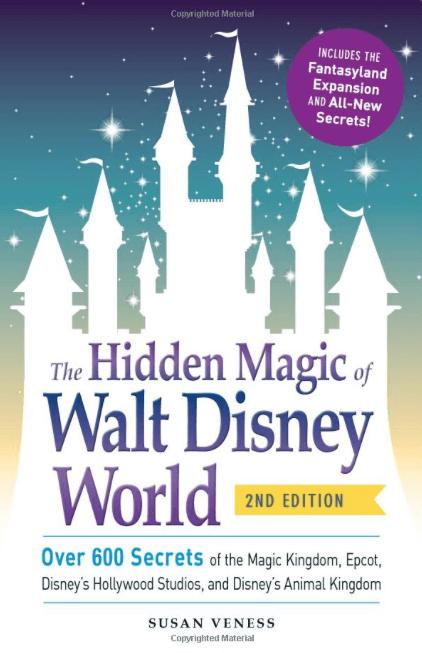hidden magic of wdw