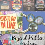 activities like hidden mickeys
