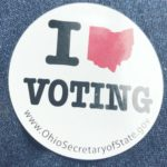 Today I voted for…