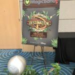 World Premiere of the Walt Disney World Magic Band 2!
