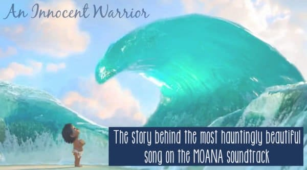 An Innocent Warrior About That Hauntingly Beautiful Song
