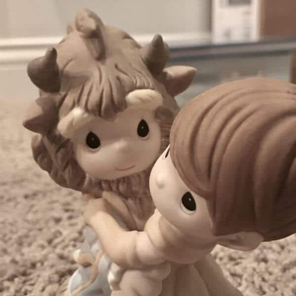 precious moments disney showcase collection beast details