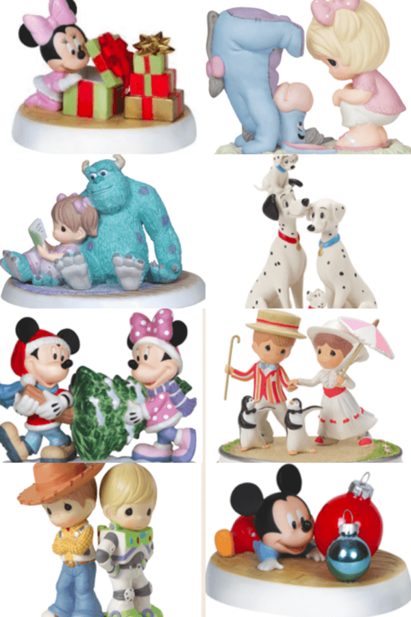 precious moments disney showcase collection figurines