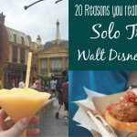 20 Great Reasons to take a Solo Trip to Walt Disney World