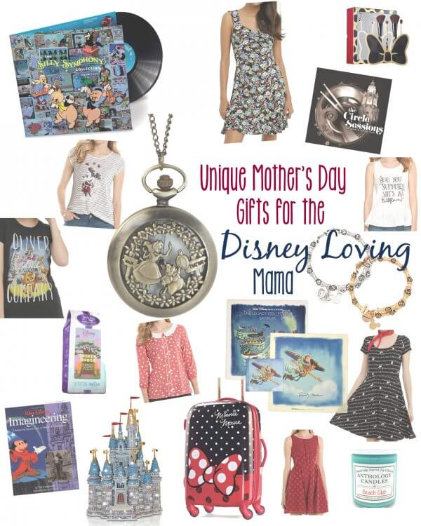 Who says Motheru0027s Day gifts have to be expensive and fancy to show special someone you care? Here are some awesome gift ideas for the woman in your life ...  sc 1 st  Delightful Life & Unique Motheru0027s Day Gifts for the Disney Fan | The Delightful Life