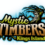 Kings Islands newest roller coaster, Mystic Timbers