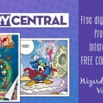 FREE Disney digital comic book for Disney Story Central and #FreeComicBookDay