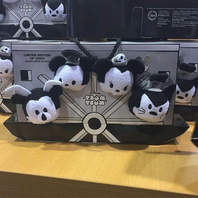 Limited Edition Disney Tsum Tsums from the 2015 D23 Expo