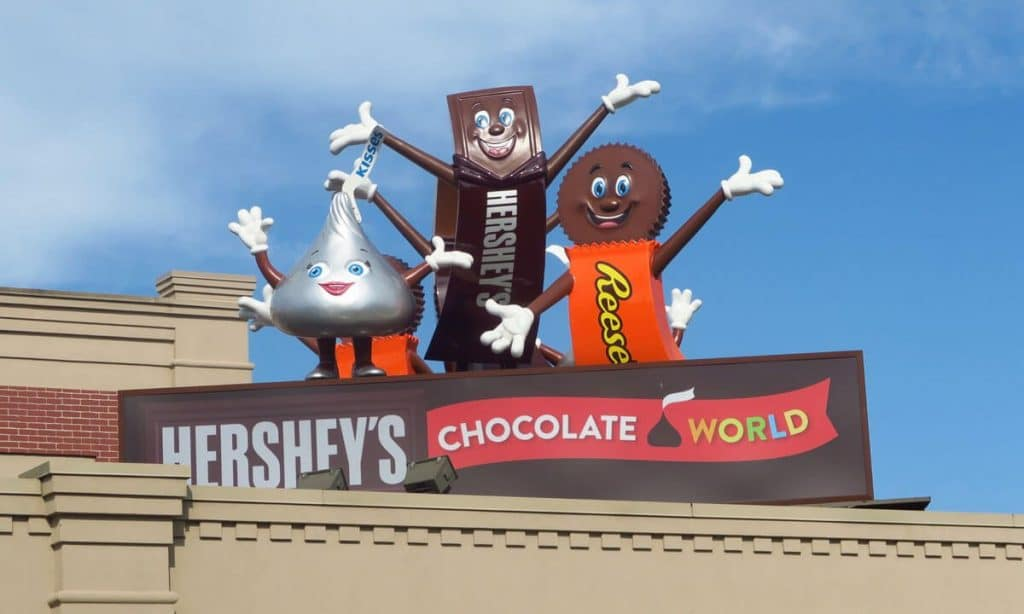 5 Super Sweet Attractions For Families At Hershey U0026 39 S
