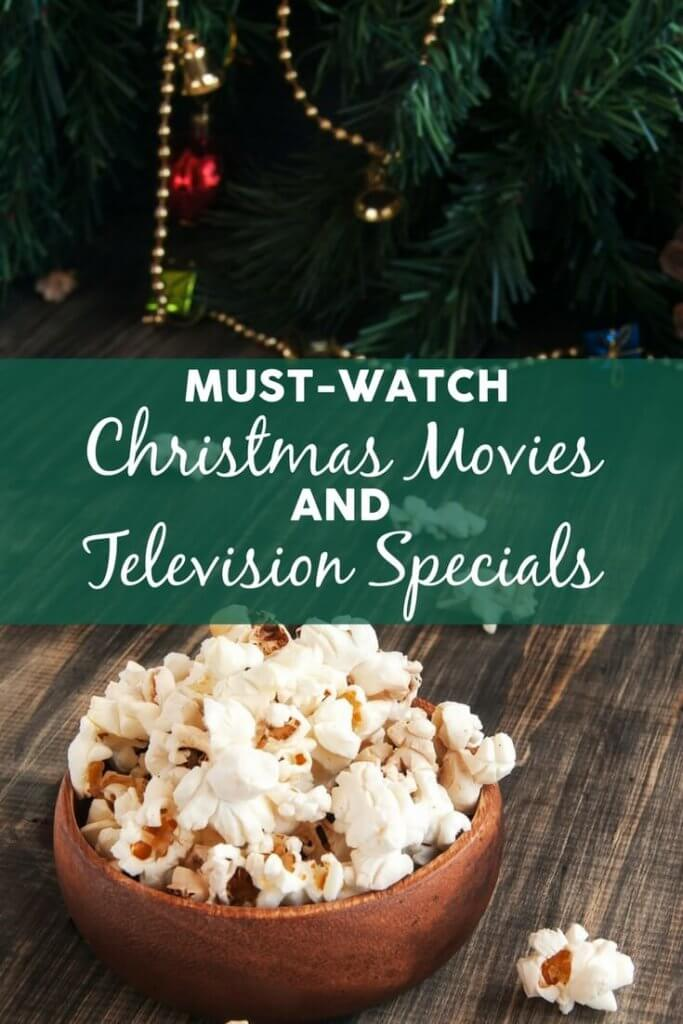 We've rounded up the list of must-watch Christmas Movie and holiday television specials for the whole family!