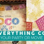 All the Activities You Could Want for a Coco Movie Night or Party!