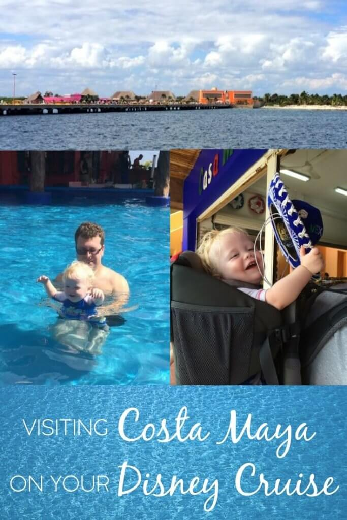 If you're planning a Disney Cruise with a stop at Costa Maya, you're in for a treat! It's different than most Caribbean cruise ports, but has plenty to offer. Check out what we did, along with other tips for first-time cruisers on the Disney Fantasy or Disney Dream! #DisneyCruise #CruiseTips