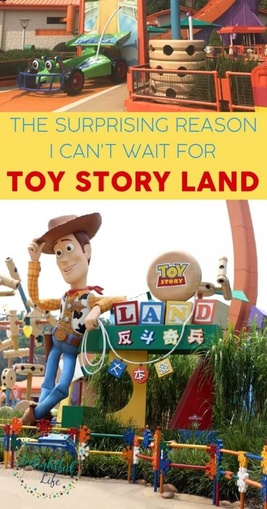 We're excited about Toy Story Land opening at Disney's Hollywood Studios in June 2018 - but not only for the reasons you think! Slinky Dog Dash and the Alien Saucer ride will be great, and we love the theming of Woody's Lunchbox - the quick service restaurant in Toy Story Land. But after visiting Hong Kong Disneyland, we're most excited for the theming of the land. Check it out! #ToyStoryLand #DisneyWorld #WaltDisneyWorld #HollywoodStudios #ToyStory