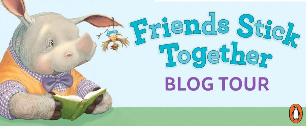 "The ""Friends Stick Together"" Blog Tour covers Penguin Kids author Hannah E. Harrison's new picture book title of the same name."