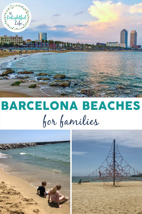 Visiting Barcelona with your family? We've got the rundown of the most kid-friendly beaches in Barcelona - including Barceloneta, Nova Icaria, Bogatell, and other family-friendly beaches just outside the city.