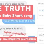 The Truth about the Baby Shark Song
